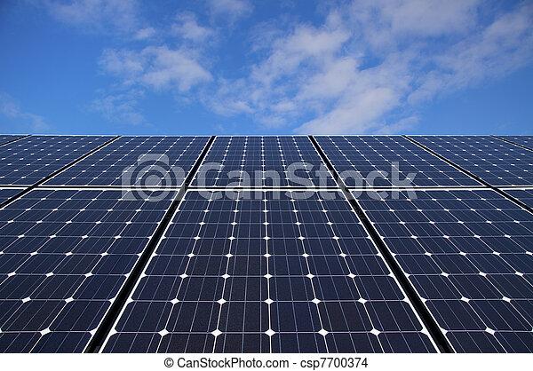 Solar Panels - csp7700374