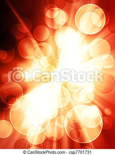 blur light - csp7701731