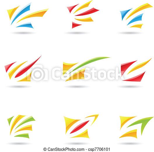 Abstract Shapes 3 - csp7706101