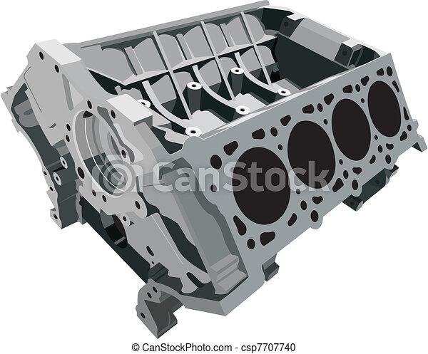 Cylinder block - csp7707740