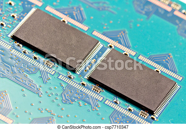 8 gigabytes memory modules SMD Single State Drives - SSD - csp7710347