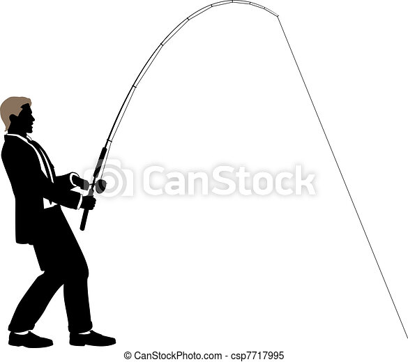 Fishing for business - csp7717995