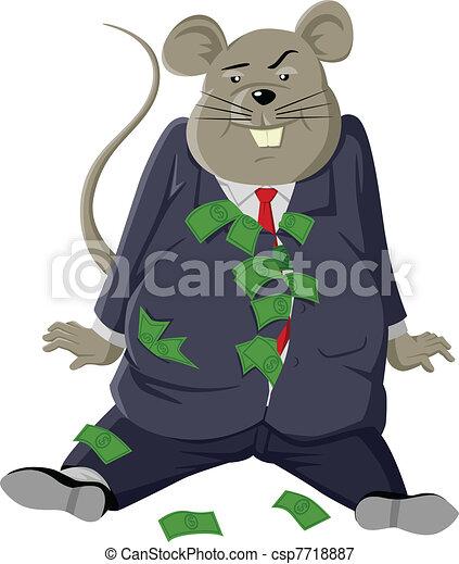 Fat Rat - csp7718887