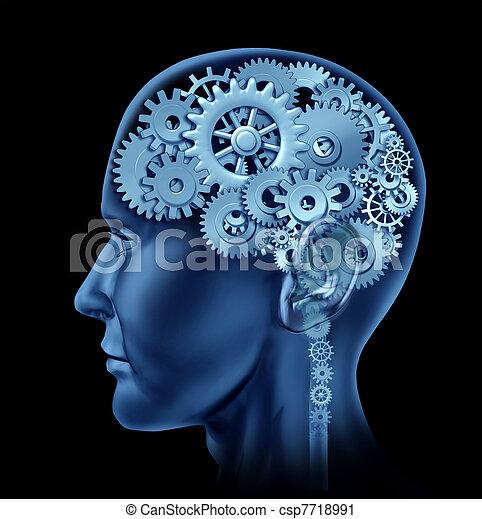Human intelligence - csp7718991