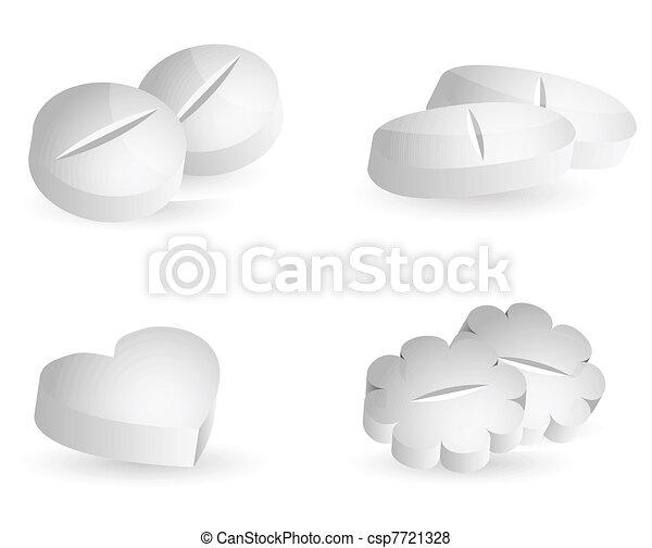 pills - csp7721328