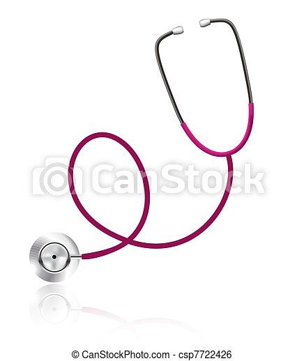 Stethoscope - csp7722426