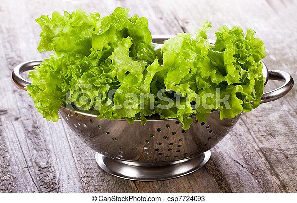 lettuce salad - csp7724093