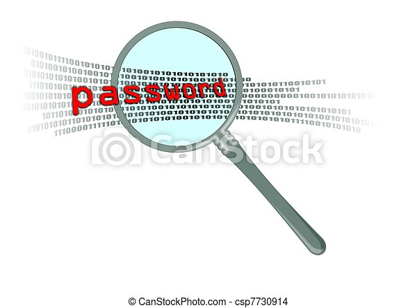 This is inspect password in magnifier.  - csp7730914