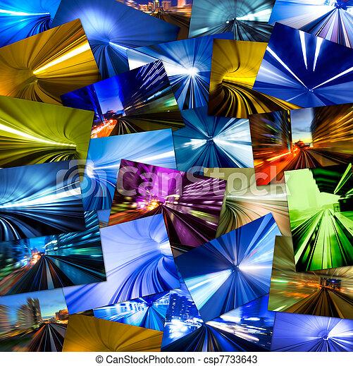Transportation background - csp7733643