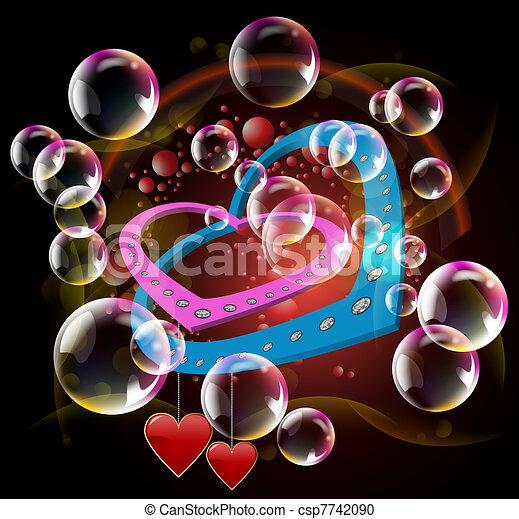 Saint Valentine's Day - csp7742090