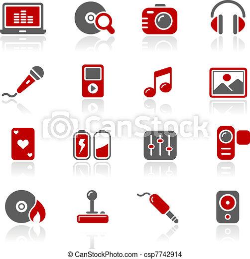 Media & Entertainment / Redico - csp7742914