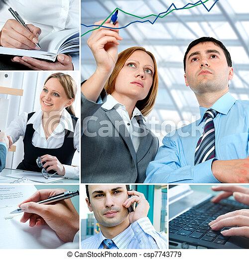 Business - csp7743779