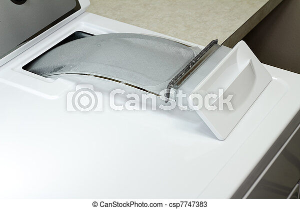 Dryer Lint Trap - csp7747383