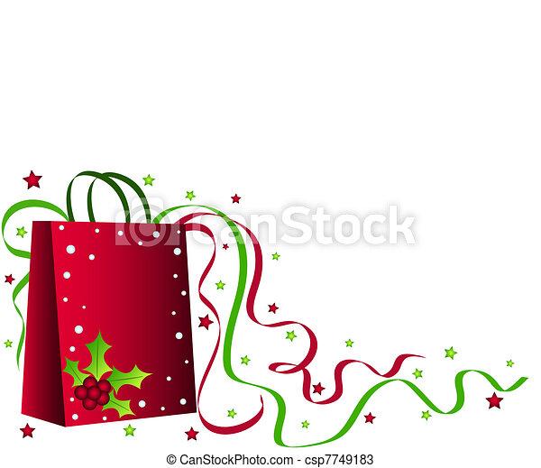 Shopping bag - csp7749183