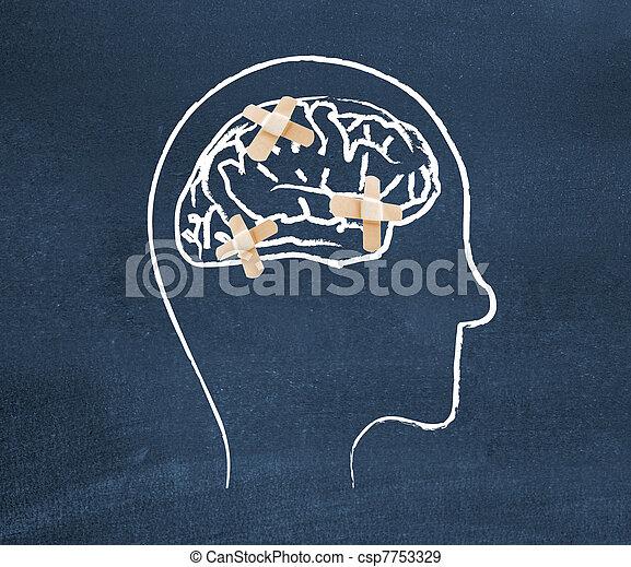 Mentally ill - csp7753329