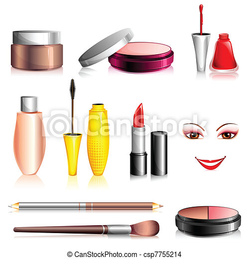 Beauty Cosmetic - csp7755214