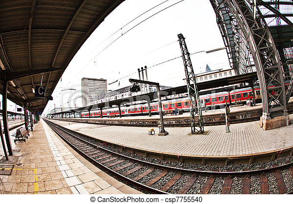 train compartment - csp7755540