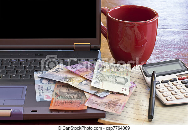 Global Currency - csp7764069