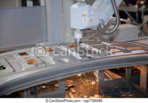 laser cutter - csp7766586
