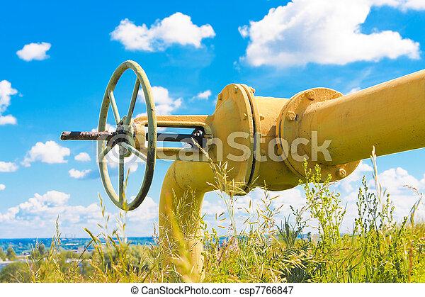 Llave de paso, tubo - csp7766847