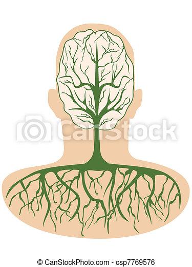 brain tree - csp7769576