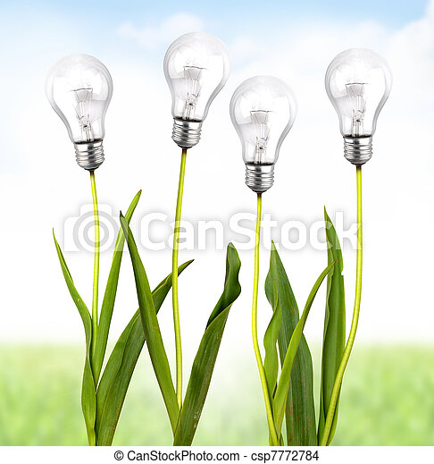 ökologisch, energie - csp7772784