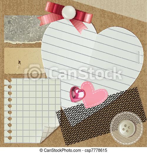 scrapbooking set - csp7778615