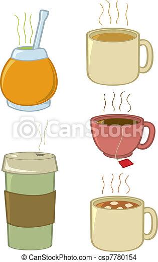 Hot Beverages - csp7780154