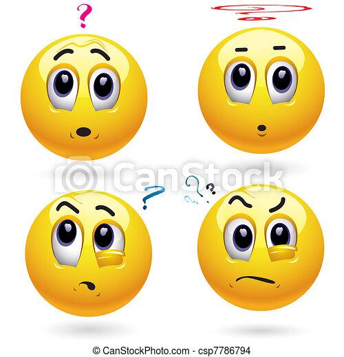 Clip Art Pictures Emotions