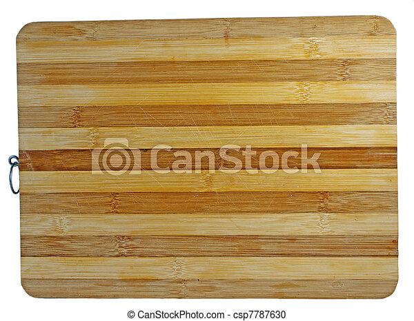 Chopping board - csp7787630