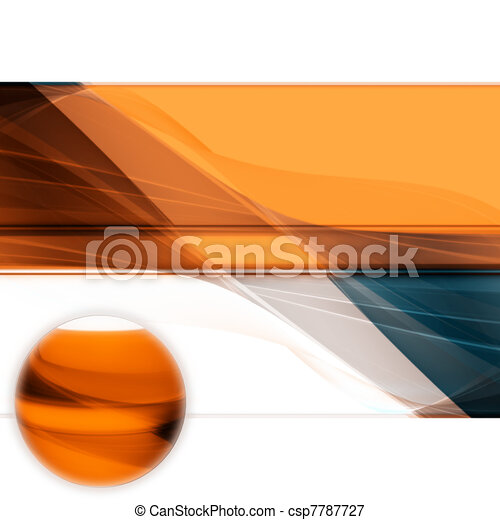 Fantastic abstract elegant and powerful background design illustration - csp7787727