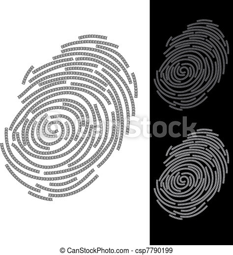 Fingerprint - csp7790199