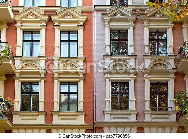 windows, casas adosadas, dos - csp7790856