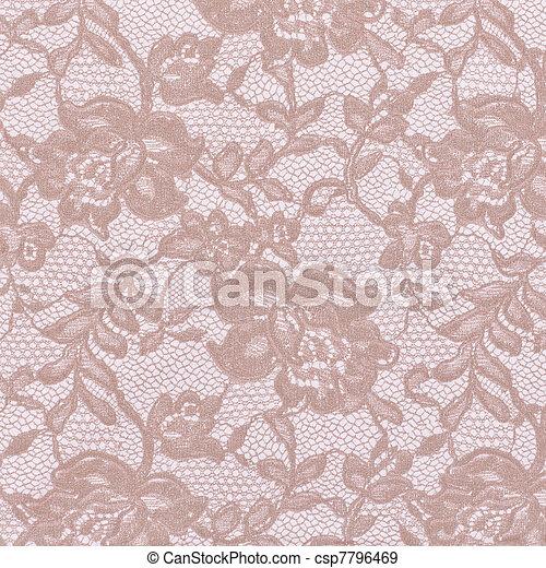 Ornamental soft color floral vintage background (low contrast)
