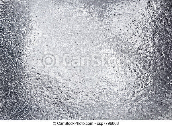 Metal plate steel background. - csp7796808