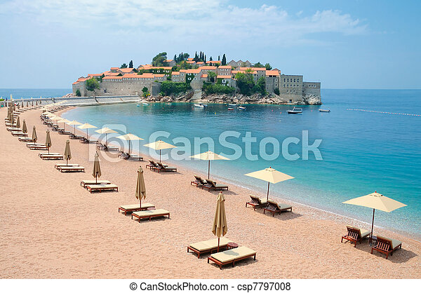 île, méditerranéen - csp7797008