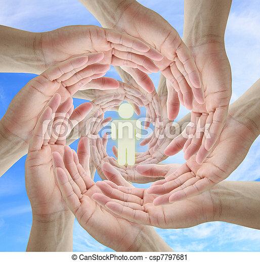 life Insurance - csp7797681
