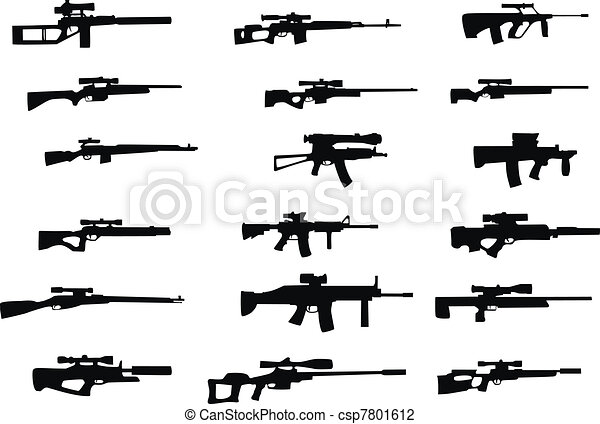 Holster Clipart furthermore Battlefield 3 Weapons Render   307076686 in addition Colt Python 69960709 further Weapons With Sniper Scope 7801612 together with Royalty Free Stock Image Guns Silhouettes Set Black Image34157386. on glock logo
