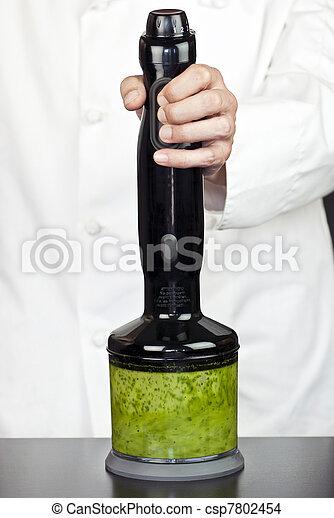 Hand Blender Pesto Chef - csp7802454