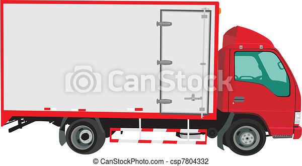 Lorry - csp7804332