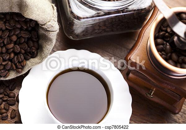 Caffeine overdose - csp7805422