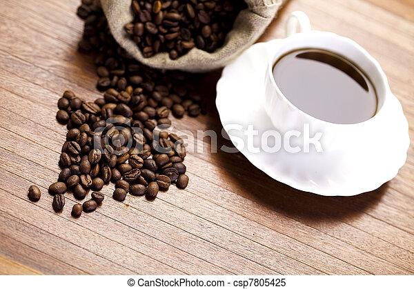Caffeine overdose - csp7805425
