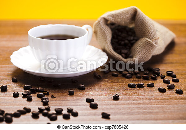 Caffeine overdose - csp7805426
