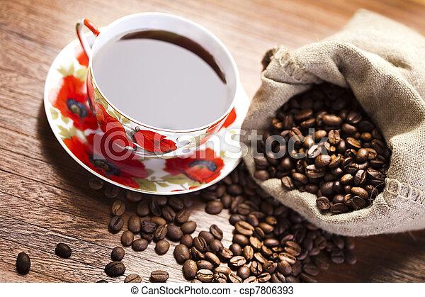Caffeine overdose - csp7806393