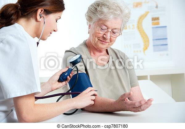 Medical exam - csp7807180