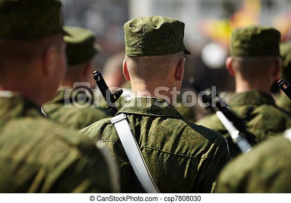 Military - csp7808030