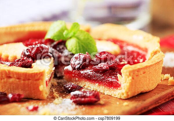 Jelly tart - csp7809199