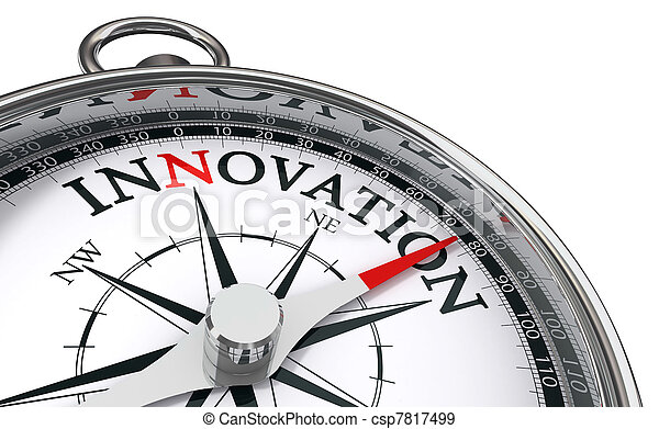 innovation concept compass - csp7817499