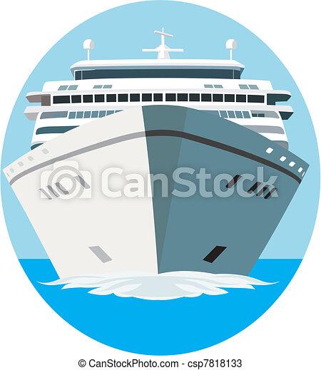 Cruise ship - csp7818133