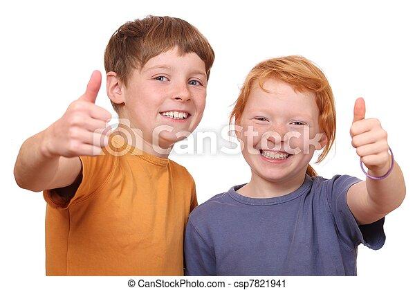 Thumbs up - csp7821941